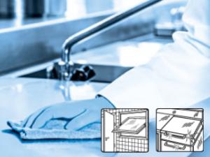 Reinigung & Pflege von Glas & Edelstahl
