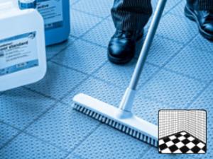Reinigung & Pflege von Fußböden