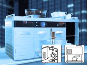 Reinigung & Desinfektion von Kaffeemaschinen & Milchwagen
