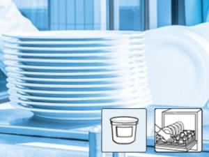 Pulverreiniger für Geschirrspülmaschinen