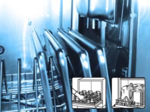 Maschinelle Spezialreiniger für Backbleche, Geräte & Gläser