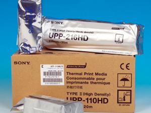 Videoprinter-Papiere