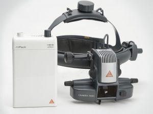 Indirektes Binokulares Ophthalmoskop