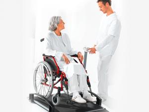 Multifunktions- & Rollstuhlwaagen