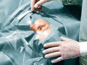 Abdecksets für Augenheilkunde
