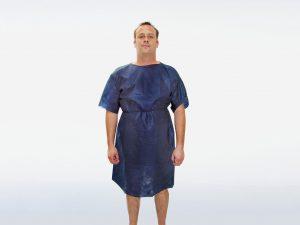 Patientenbekleidung