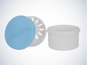 Zahnprothesenbeutel & Zahnprothesenbecher