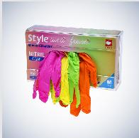 Acryl Halter - Handschuhboxen