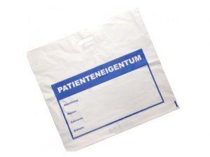 Tragetaschen - Patienteneigentum