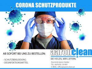 Covid-19 Corona Produkte